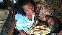 Nestapa Edi yang Cacat Kaki Rawat Ibu Lumpuh Seorang Diri