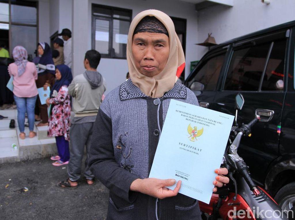 Menteri ATR Tegaskan Lagi Tak Ada Penarikan Sertifikat Fisik!