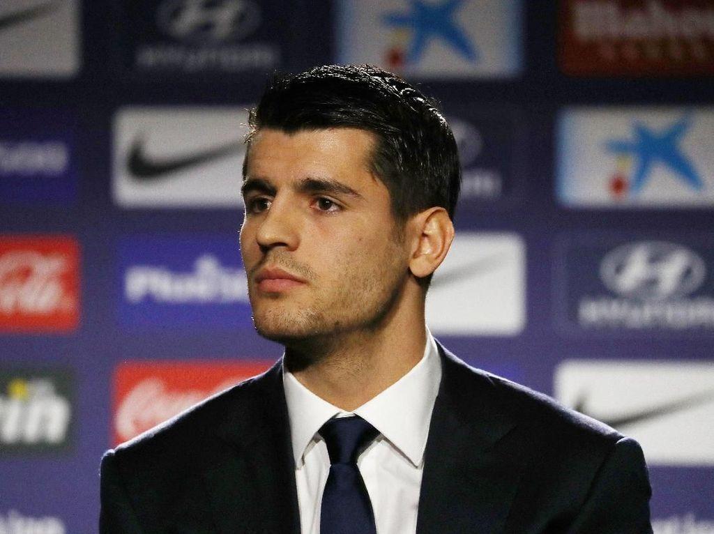Morata soal Costa: Bersaing Siap, Diduetkan pun Tak Masalah