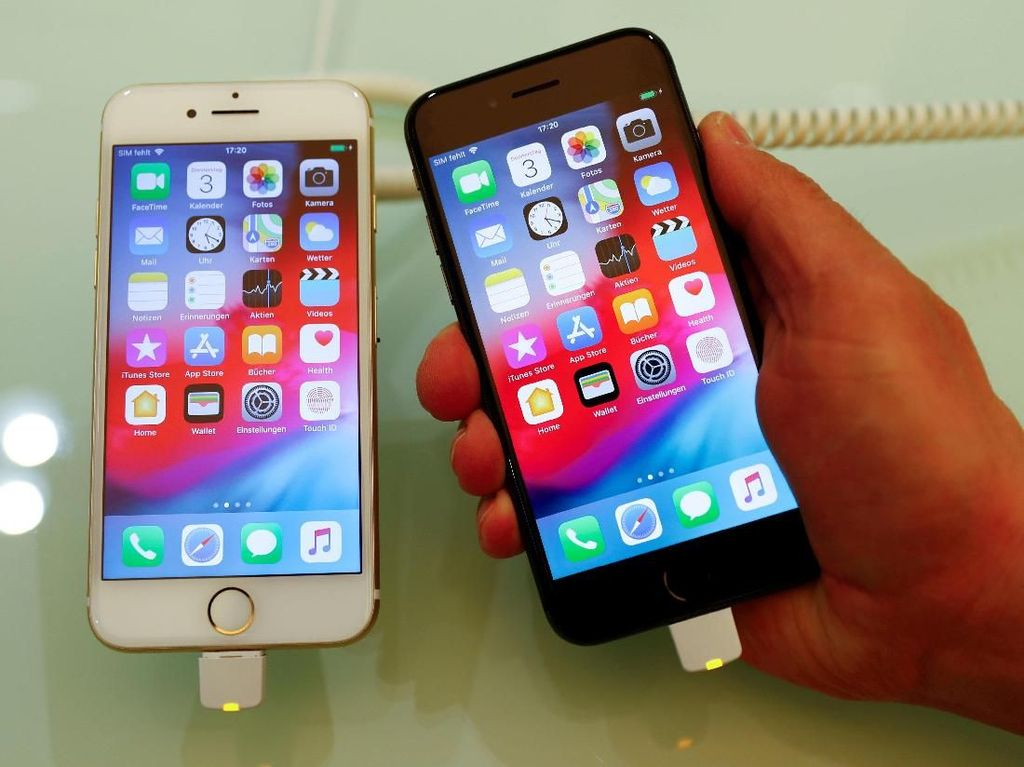 Penjualan iPhone Turun, Apple Geber Strategi Ciamik
