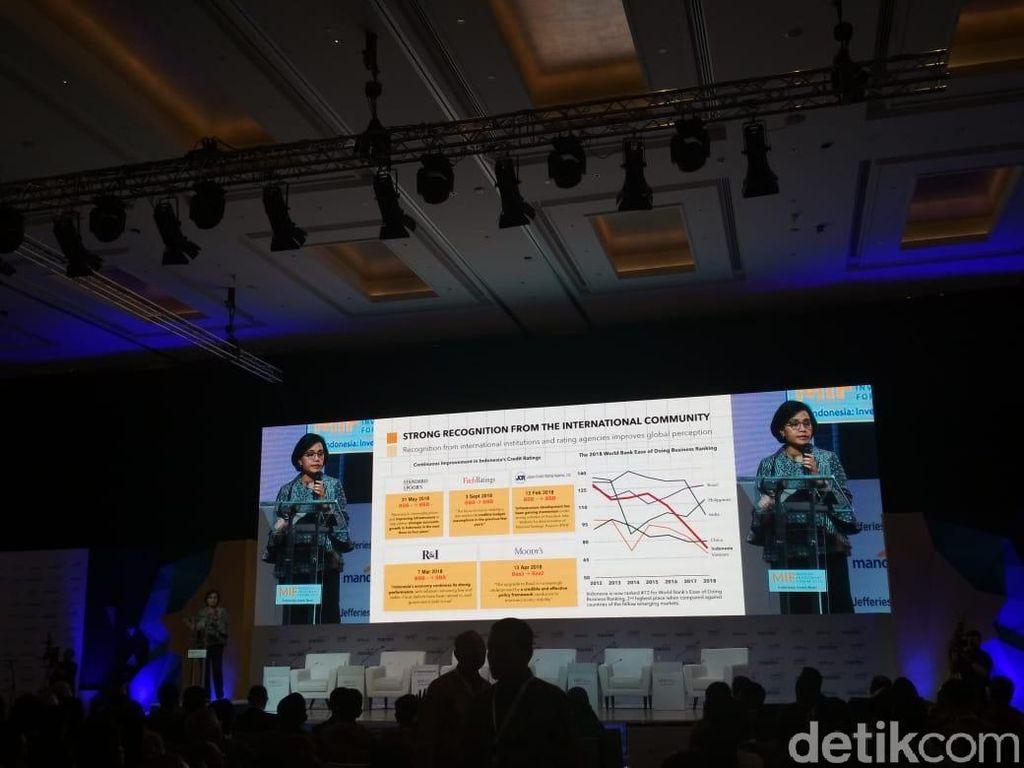 Sri Mulyani Ungkap Cara Bangun Infrastruktur Pakai Dana Crazy Rich