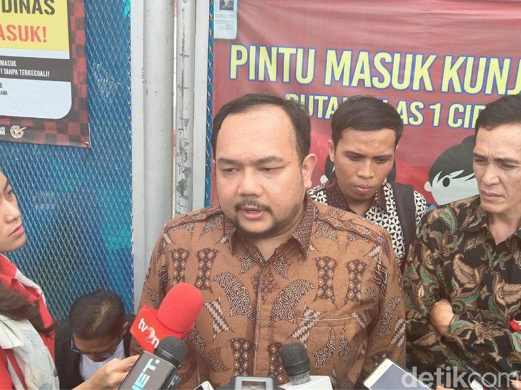 Pengacara Koordinasi ke Ahmad Dhani soal Sidang Kasus di Surabaya