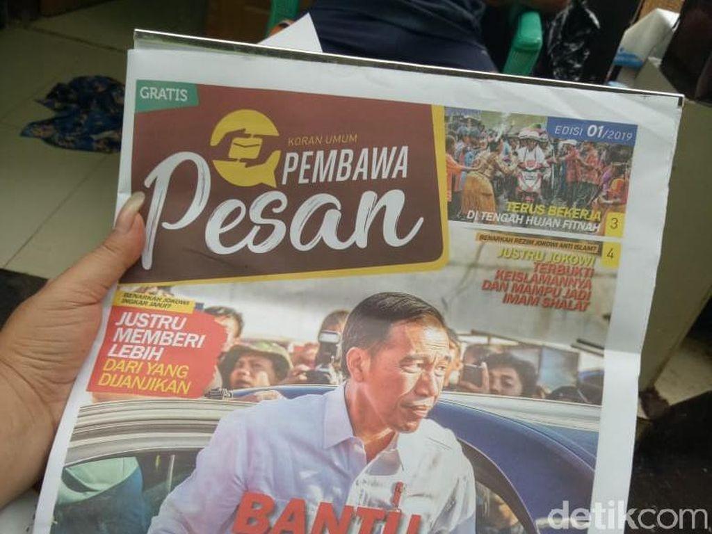 (Belum) Habis Indonesia Barokah, Terbit Pembawa Pesan