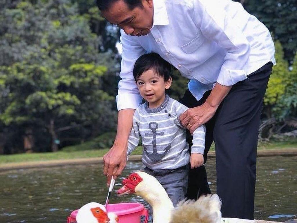 Nah Lho! Jan Ethes Merasa Mirip Jokowi Ketimbang Gibran