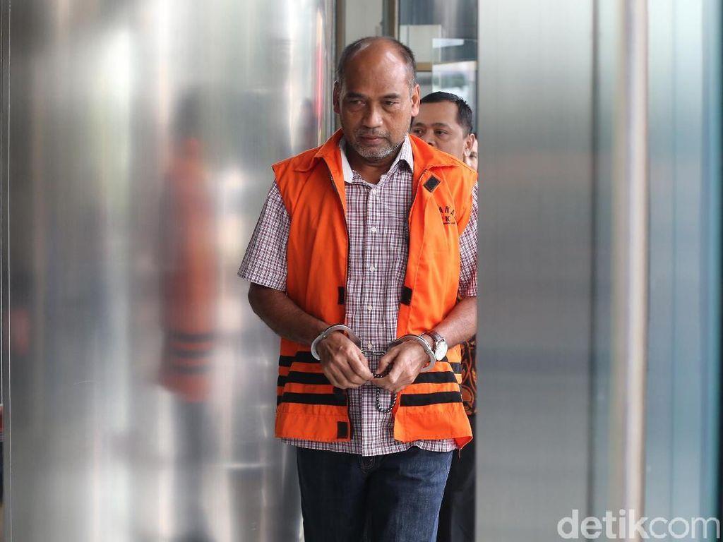 Deputi IV Kemenpora Mulyana Diperiksa KPK