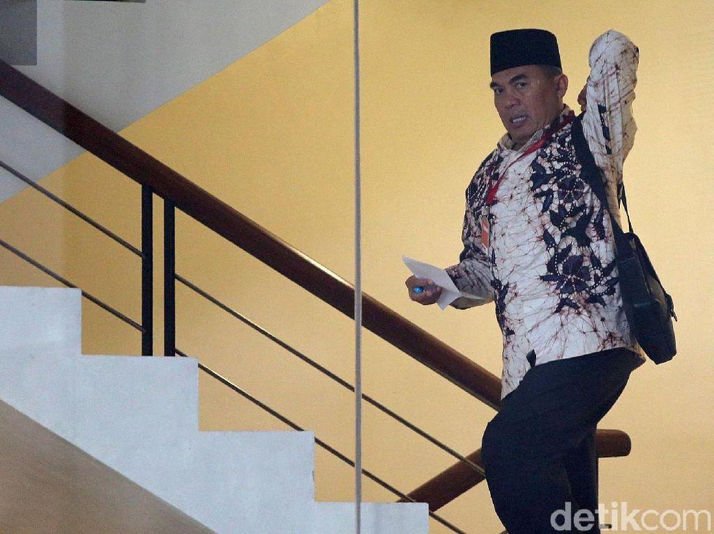 Bupati Jepara Ahmad Marzuqi Diperiksa KPK