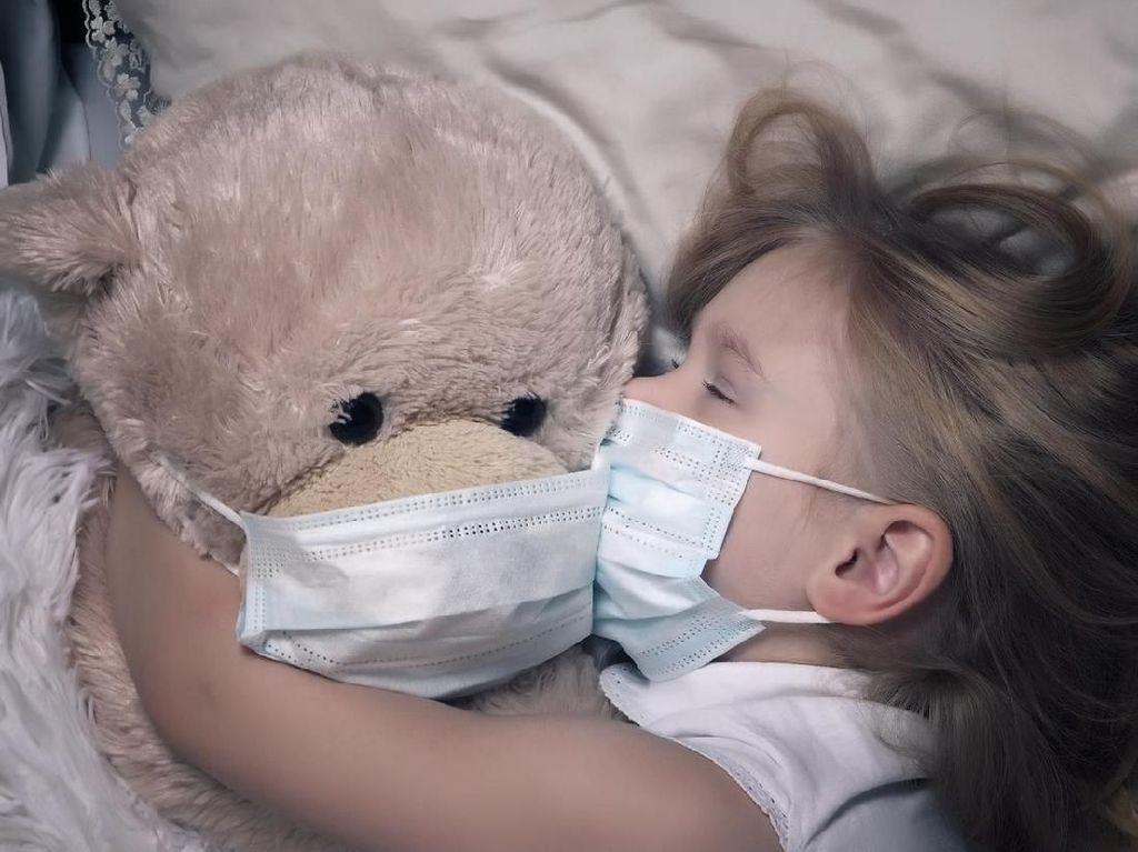 Gejala Flu Perut, Anak Tak Nafsu Makan sampai Diare Akut