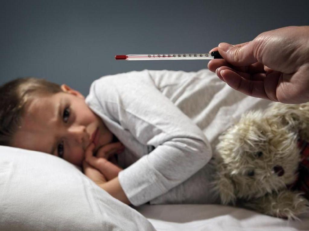 Flu Perut Menyerang Anak, Kenali Penyebabnya