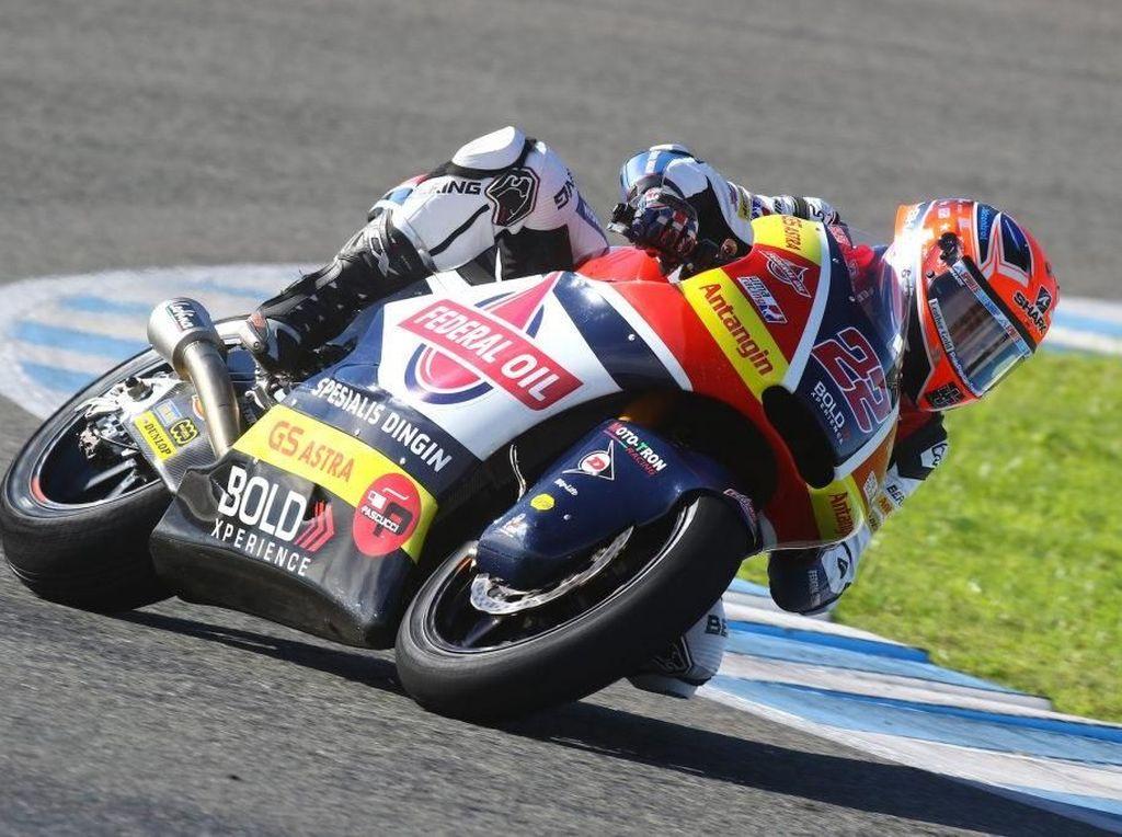 Di 2019, Tim Moto2 Ini Makin Beraroma Indonesia