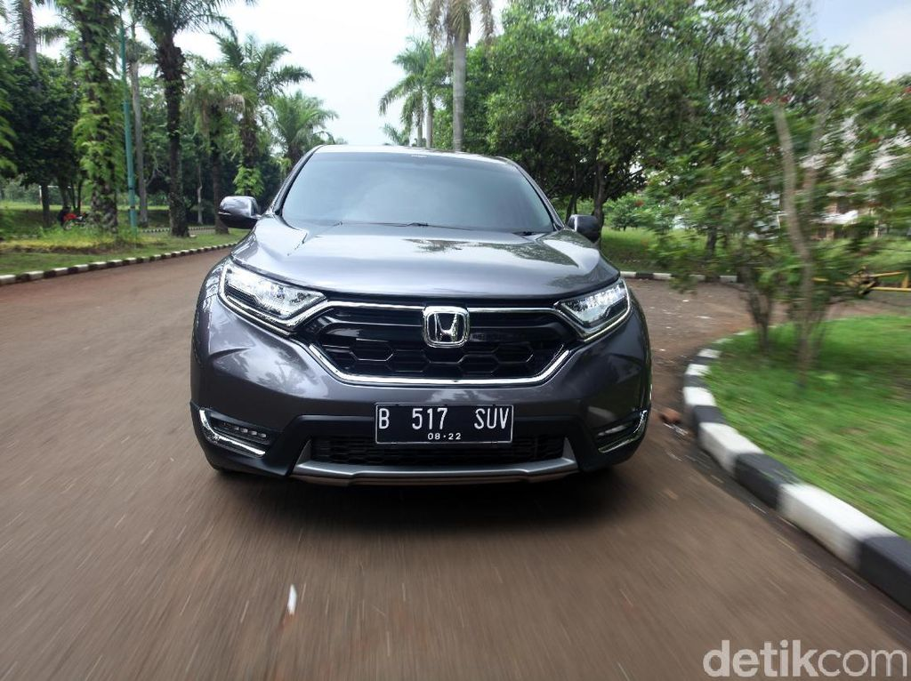 Ada Masalah Shift Knob Button, Honda Recall CR-V di Indonesia