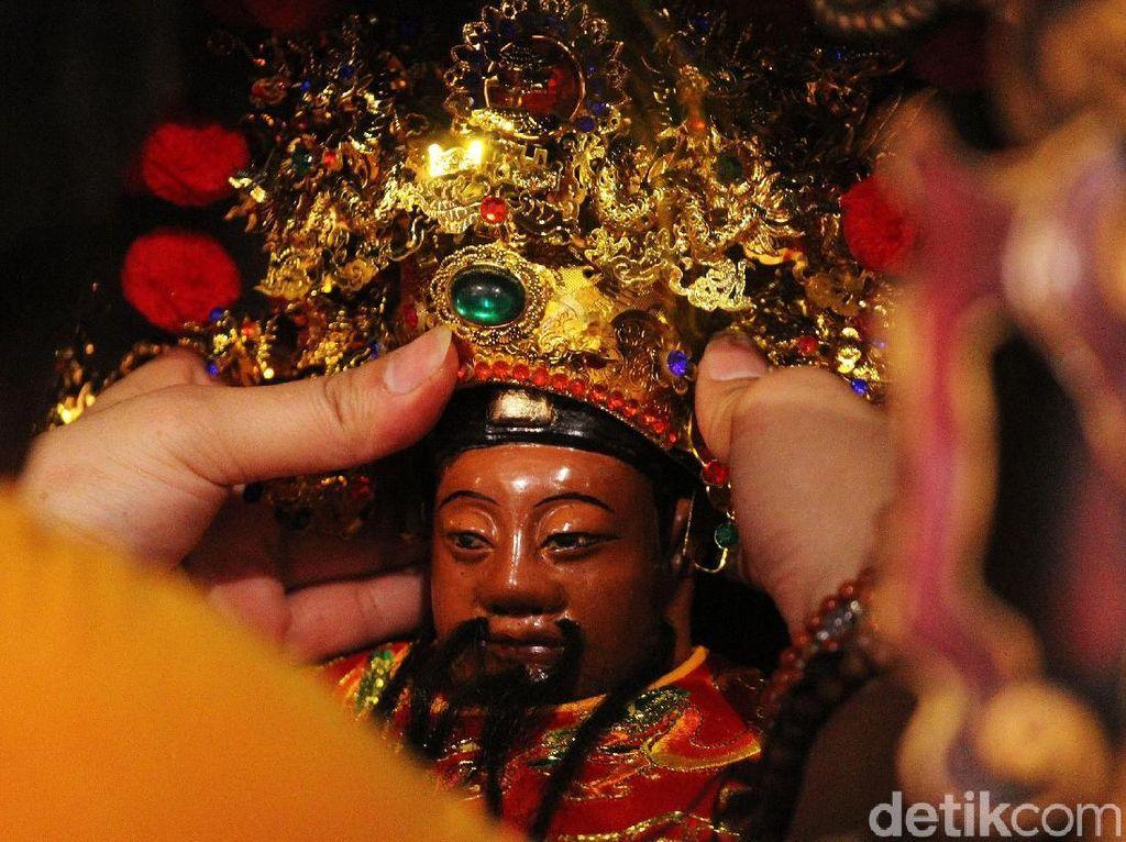 Sambut Imlek, Vihara Dharma Bhakti Berbenah