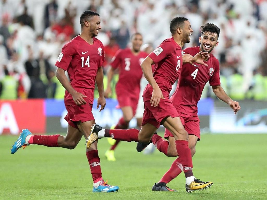 Jepang Vs Qatar di Final Piala Asia 2019