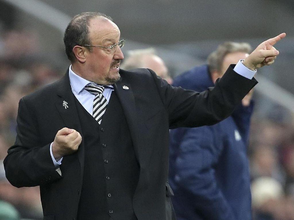 Benitez: Newcastle Tak Ingin Saya Bertahan