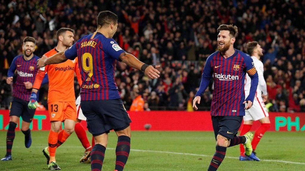 Barcelona Memang Gila