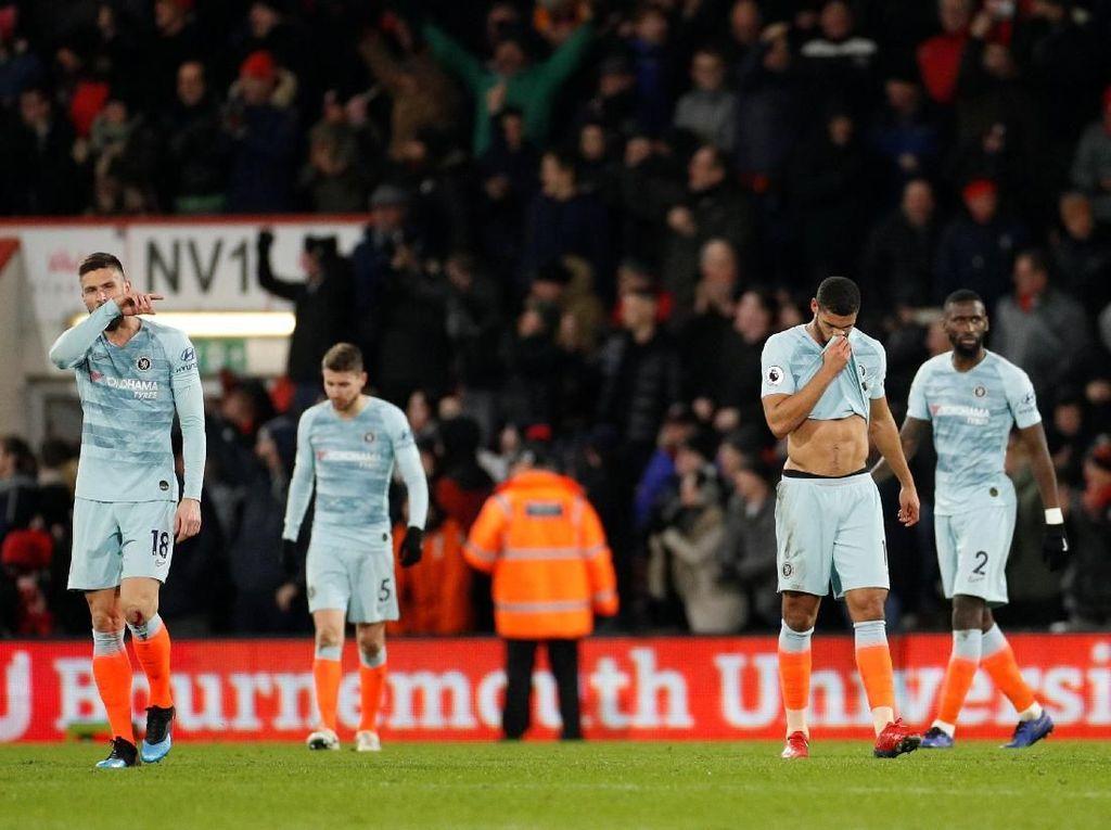 Chelsea Cari Penebusan Lawan Huddersfield