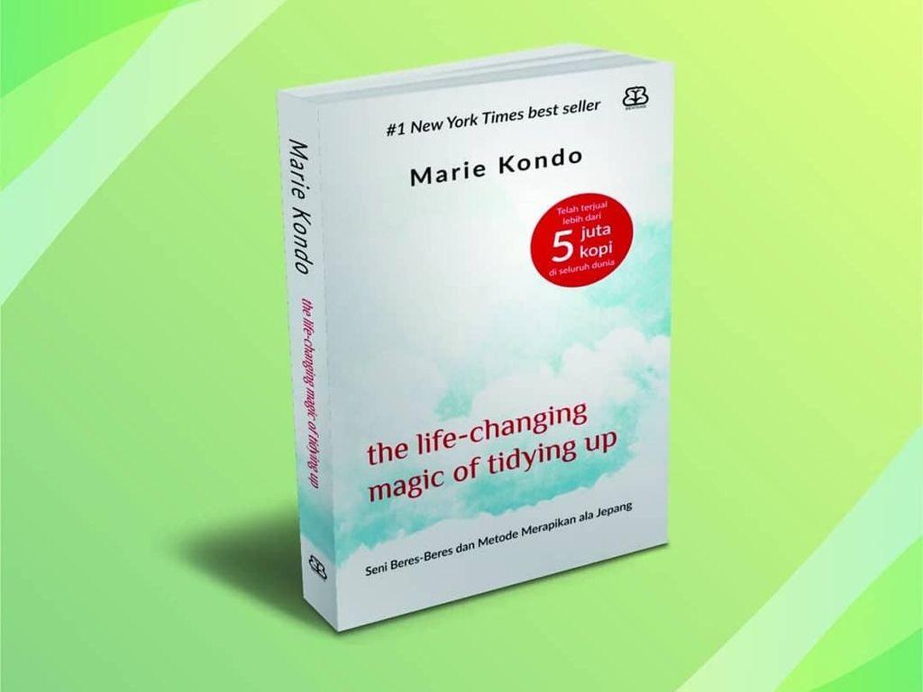 Demam Marie Kondo Masih Melanda, Bukunya Cetak Ulang ke-15
