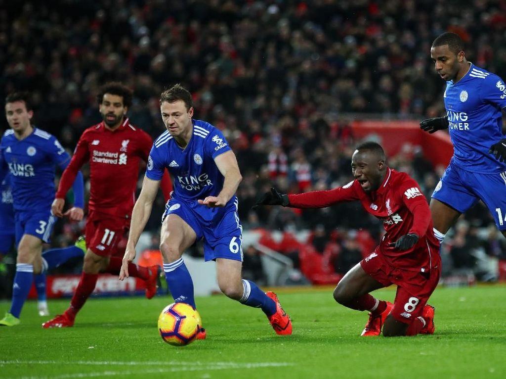 Liverpool, Dapat Satu Angka atau Kehilangan Dua Poin?