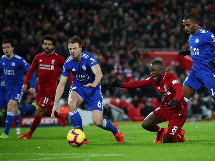 Liverpool vs Leicester City salah satu laga di pekan kedelapan Liga Inggris. (Foto: Clive Brunskill/Getty Images)