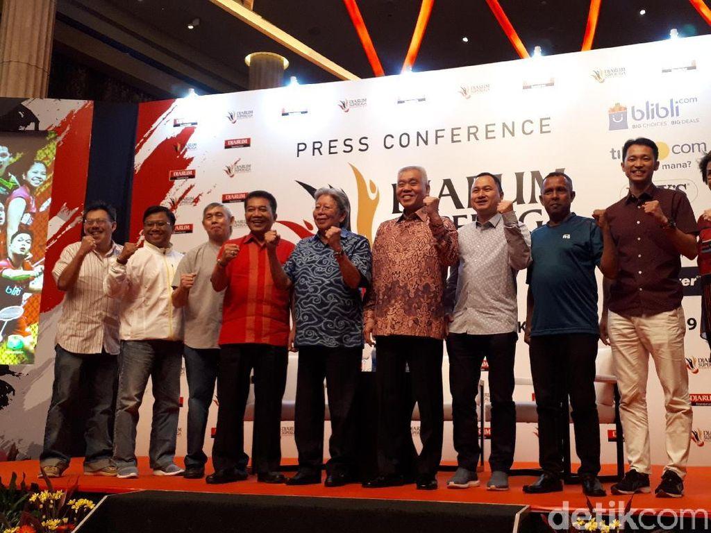 Superliga Badminton di Bandung Tawarkan Hadiah Rp 4,25 Miliar