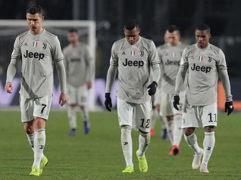 Malam Suram Juventus