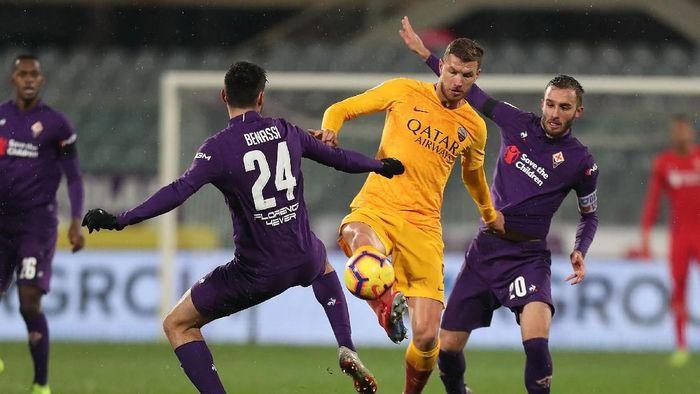 AS Roma tumbang 1-7 di markas Fiorentina. (Foto: Gabriele Maltinti/Getty Images)