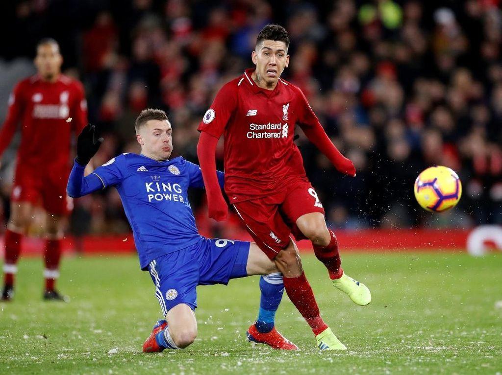 Sudah Liverpool, Lupakan Dua Poin yang Hilang