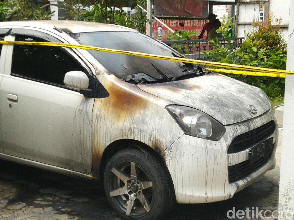 Kapolrestabes Tantang Pelaku Pembakar Mobil di Semarang