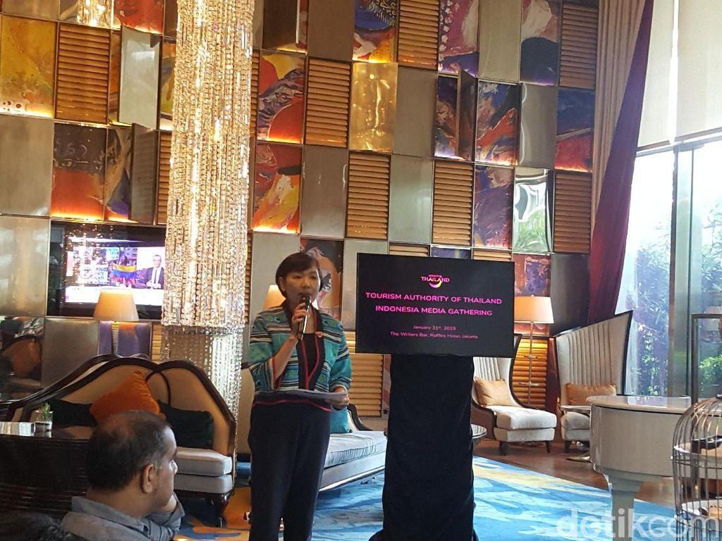 Thailand Kenalkan Konsep Wisata Baru untuk Turis Indonesia