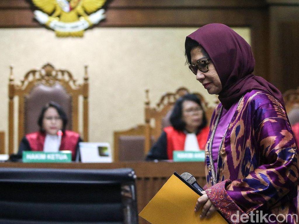 Hakim Putuskan Karen Agustiawan Tak Bayar Uang Pengganti Rp 284 M