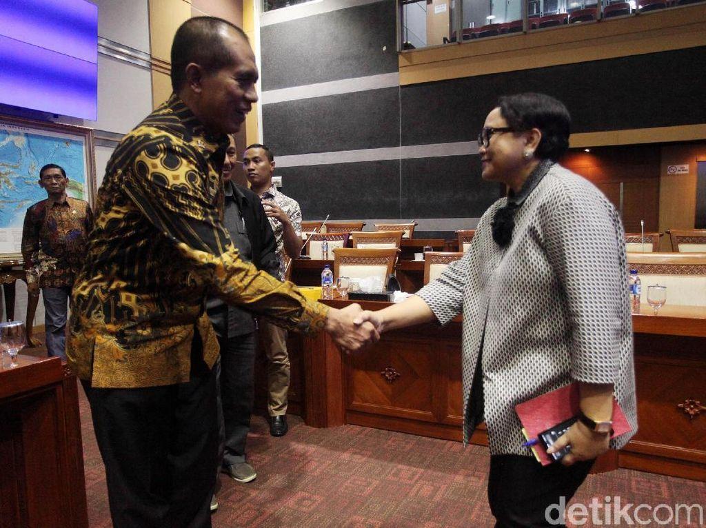 DPR akan Panggil Menlu soal 4 WN Australia di Pusaran Rusuh Papua