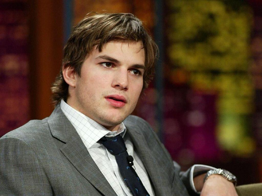 Cerita Ashton Kutcher soal Pacar Jadi Korban Pembunuh Berantai