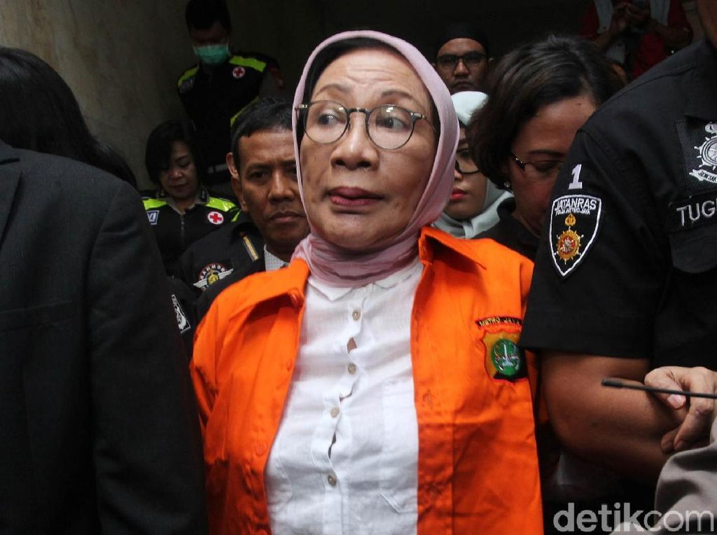 Ratna Sarumpaet Siap Hadapi Sidang Perdana Kasus Hoax Penganiayaan