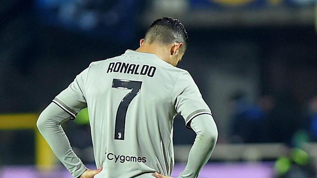 Ronaldo Mati Kutu di Atleti Azzurri dItalia