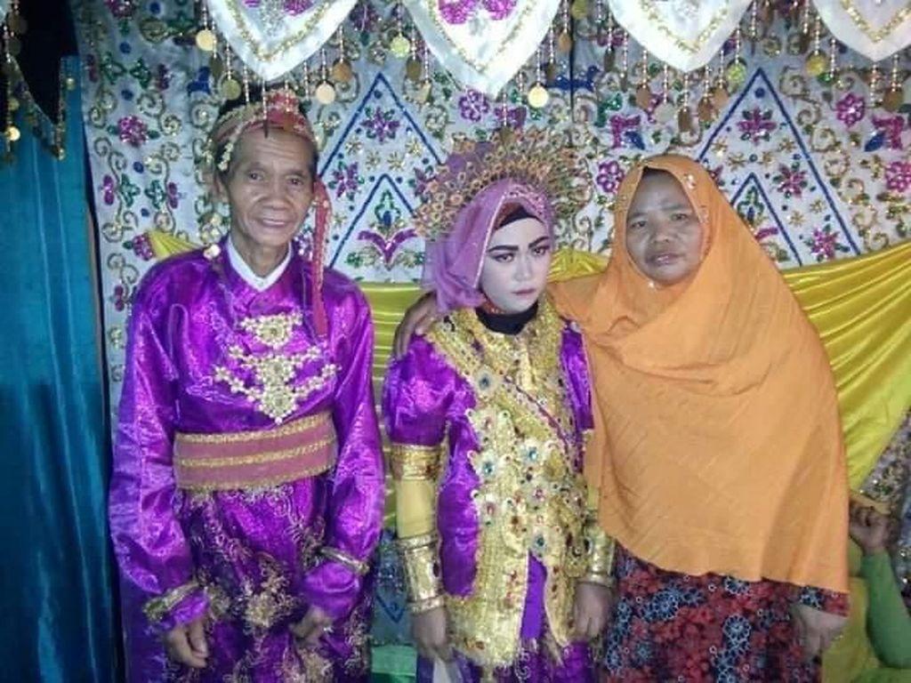 Nikahi Gadis 18 Tahun, Kakek 75 Tahun Ingin Tika Rawat Istri Pertama