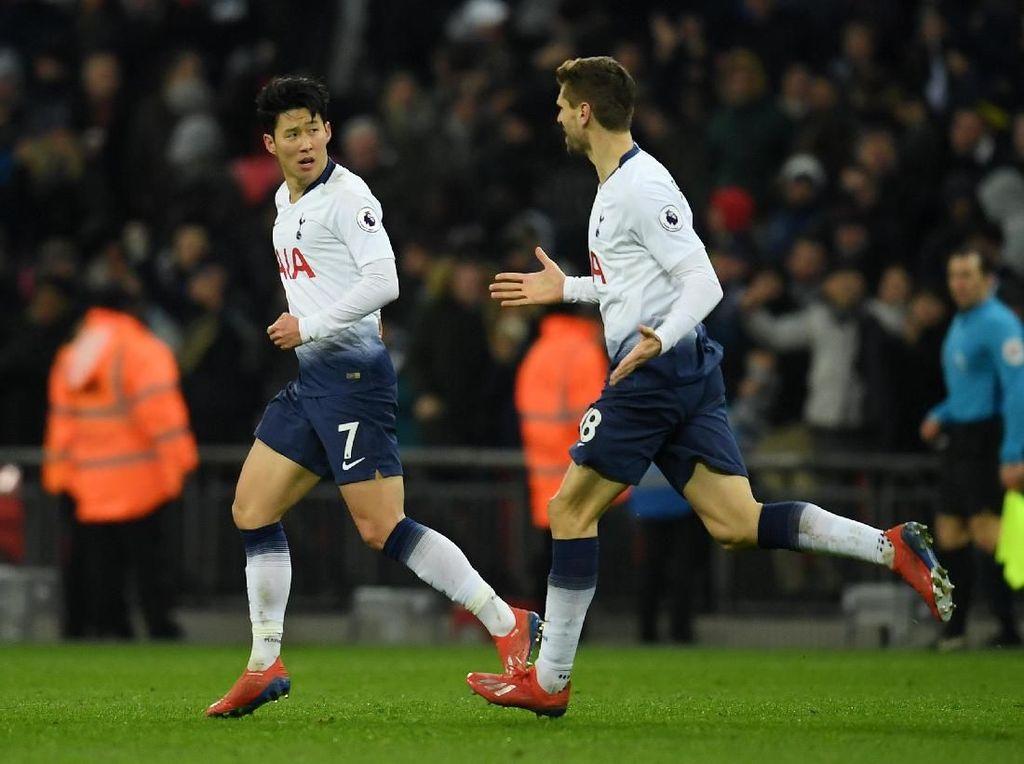 Jangan Coret Spurs Dulu dari Perebutan Gelar Liga Inggris