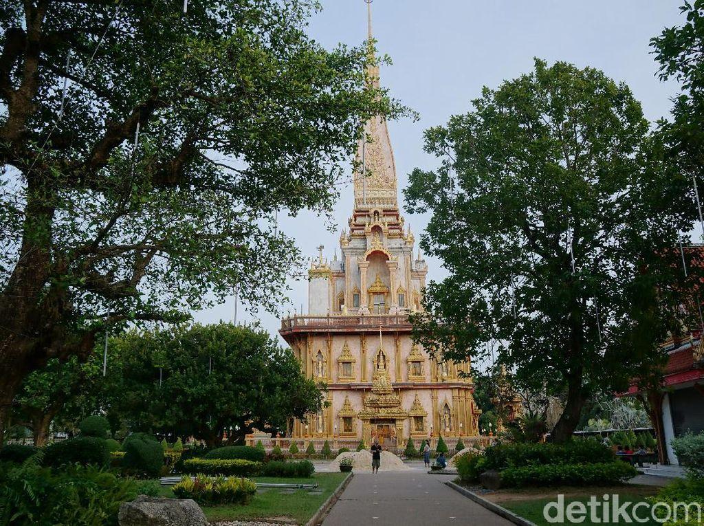 Thailand Buka Gerbang Wisata, Turis China Jadi yang Pertama