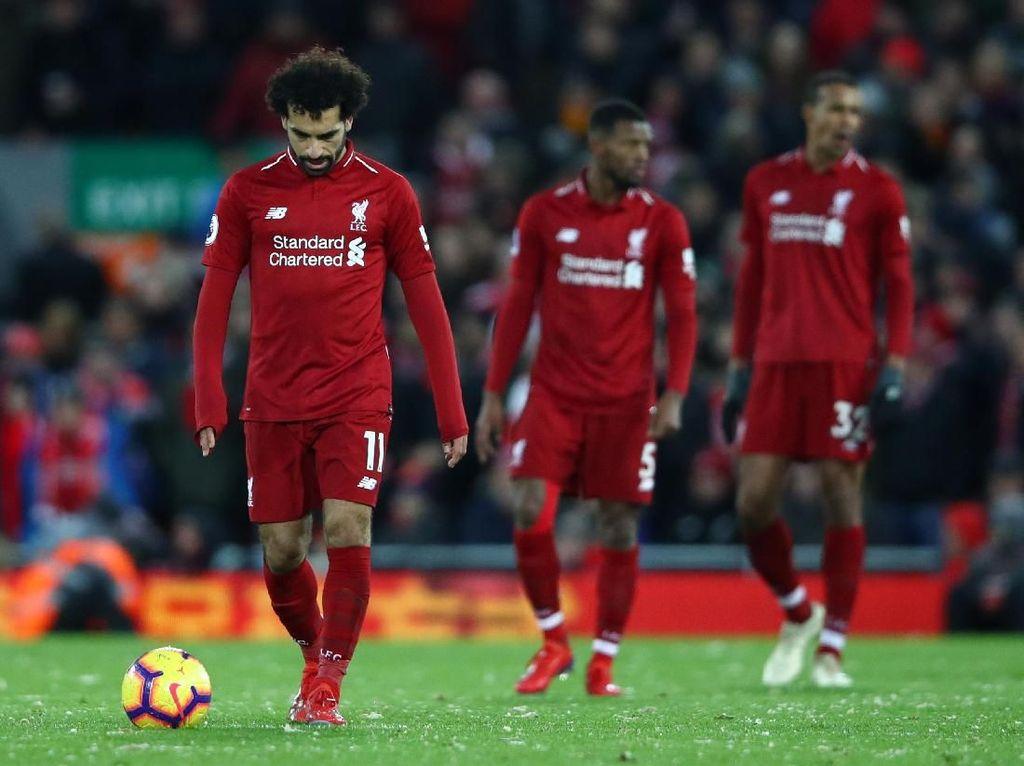 Kecewanya Liverpool Kehilangan Momentum