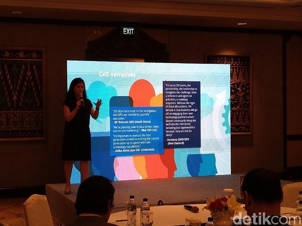 Teknologi Belum Jadi Proyek Jangka Panjang Perusahaan Indonesia