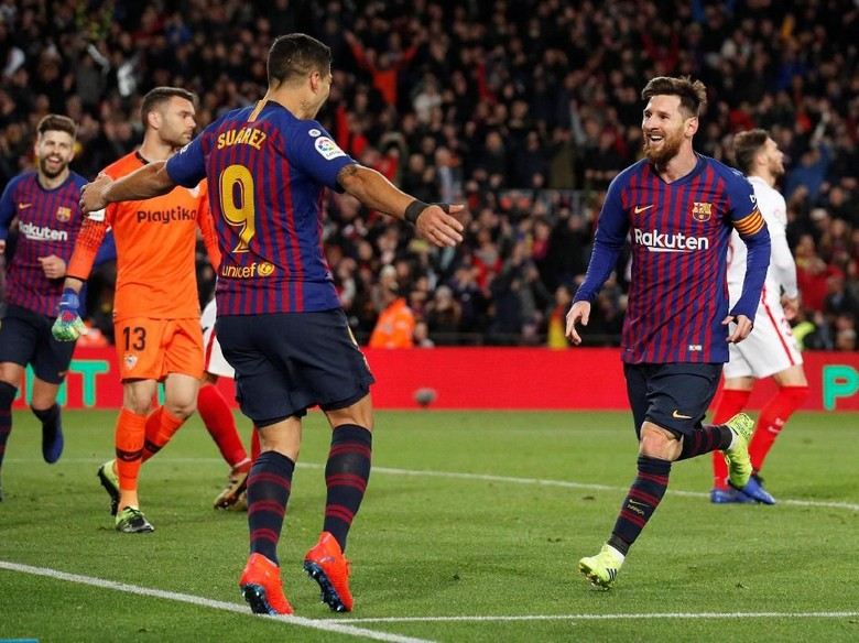 Liga Spanyol Barcelona Merupakan Tim Tiga Besar yang Akan Bermain Paling Awal