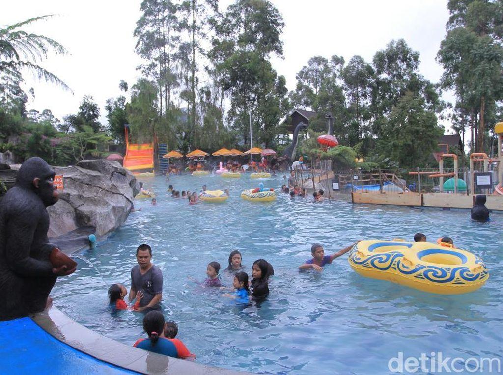 11 Pemandian Air Panas di Bandung yang Cocok untuk Lawan Dingin