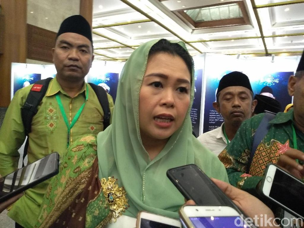 Penampilan Maruf Kurang di Debat Pertama, Yenny Wahid: Perlu Pemanasan