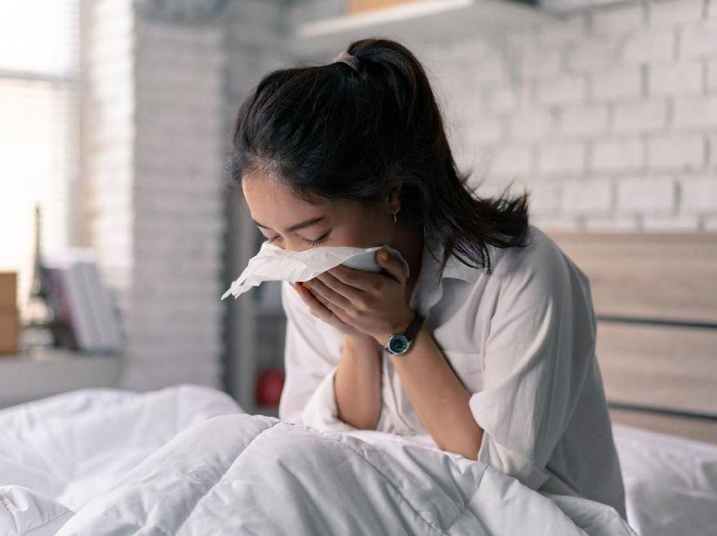 Flu Vs Pilek, Apa Sih Bedanya? Sama-sama Bikin Tumbang