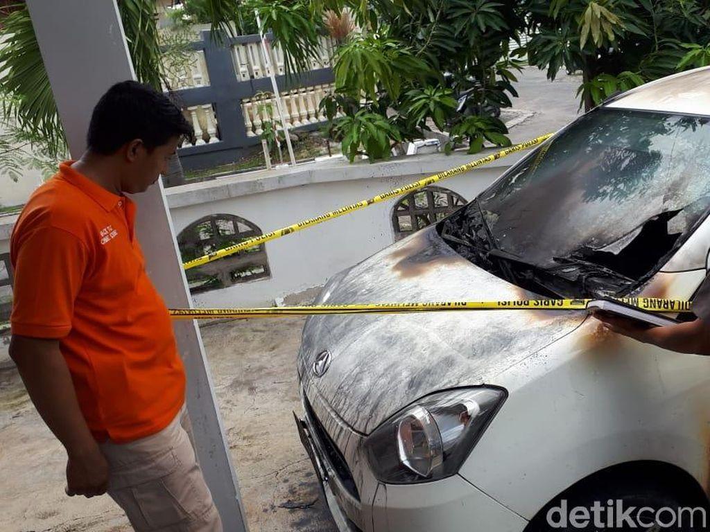 Begini Modus Pembakaran Mobil yang Marak di Semarang