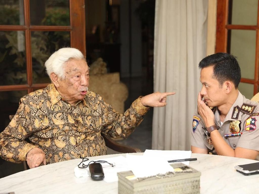 Jenderal Tito akan Pimpin Pemakaman Eks Kapolri Awaloedin di TMP Kalibata