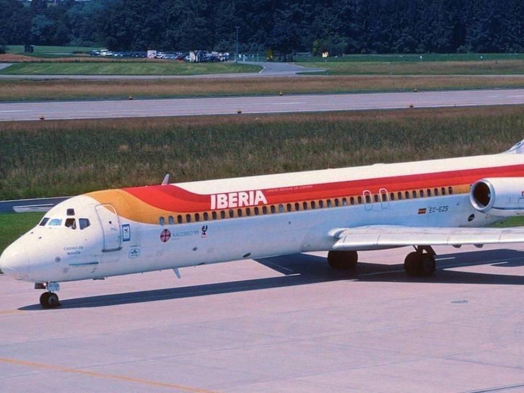 Kisah Pesawat Hantu di Bandara Spanyol
