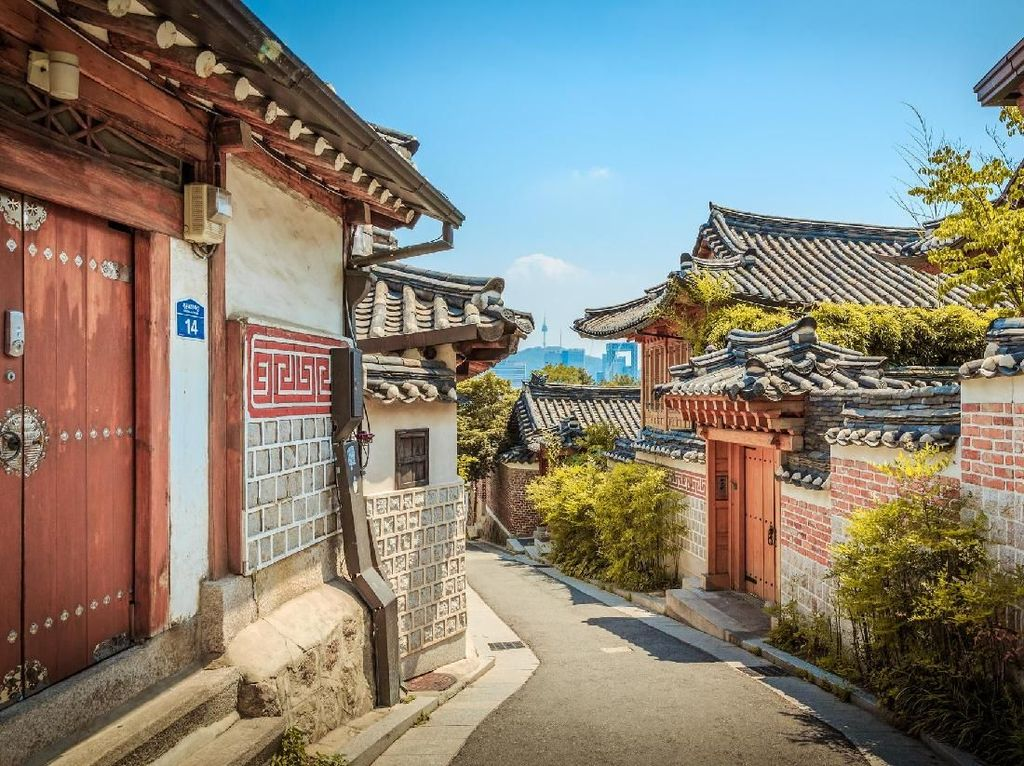 Foto: 10 Destinasi di Korea Selatan yang Paling Populer 2018