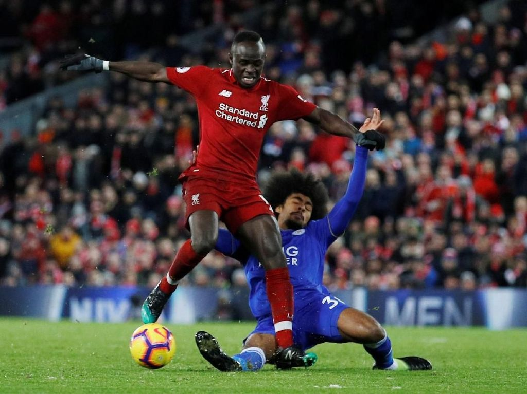 Untuk Kali Pertama Liverpool Gagal Taklukkan Non-Big Six Musim Ini