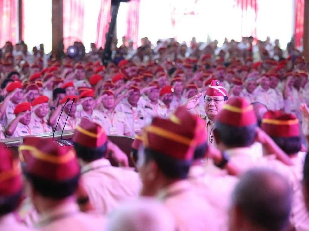 TKD Jokowi: Prabowo Didukung Ribuan Purnawirawan Itu Klaim, Kita Lihat Nanti