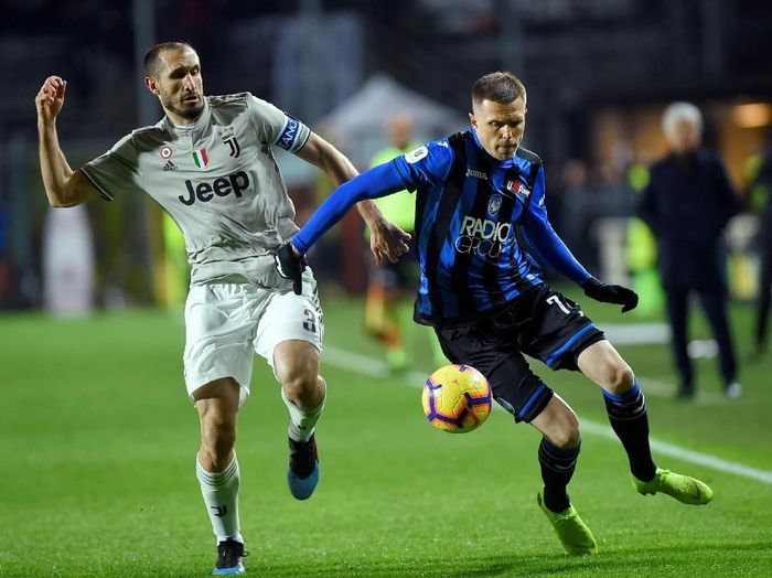 Juventus berhadapan dengan tim yang paling sering dikalahkan di Serie A. (Foto: Massimo Pinca/Reuters)