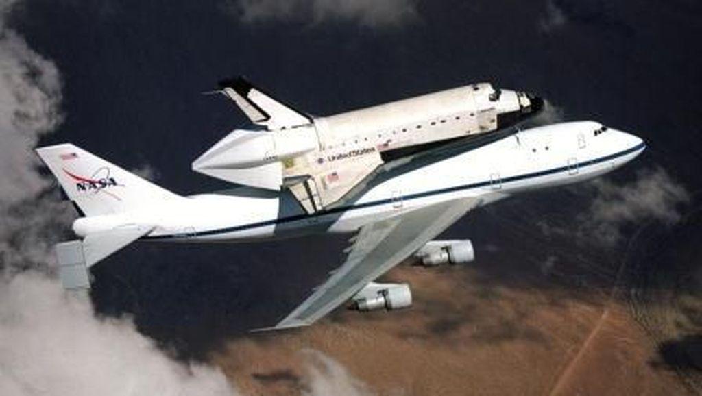 Columbia, Pionir Pesawat Ulang Alik yang Nasibnya Amat Tragis